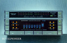 PIONEER RD-160/GM-41A Rare Spectrum Level Component Centrate,kex,dex,gex kpx