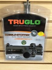 New 2018 Truglo Red Dot Gobble Stopper Turkey Sight 30mm Scope TG8030GB