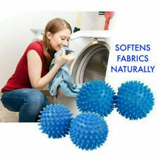Tumble Dryer Clothes Softener Washing Machine Balls Cloth Softens Pack of 2 & 4