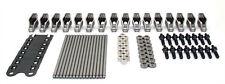 COMP CAMS Roller Rocker Arm+Studs+Pushrod Kit Olds 350 400 403 425 68- 3/8-1.6