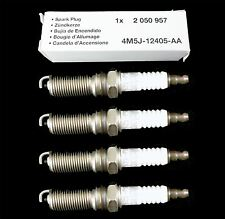 Genuine Ford Fiesta 2008 On B-Max Zetec 1.25 1.4 1.6 Spark Plugs x 4