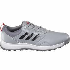 adidas CP Traxion Spikeless Golf Shoes - Clear Onix/Dark Silver Metallic/Grey -