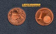 Pièces euro de la France pour 1 Euro année 2002