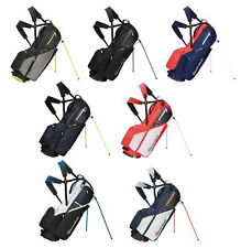 TAYLORMADE FLEXTECH STAND GOLF BAG MENS - NEW 2021 - PICK COLOR