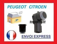 PDC CAPTEUR DE STATIONNEMENT CITROEN C4 C5 C6 PEUGEOT 307 308 407 RCZ PARTNER .