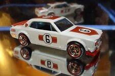 Hot Wheels REAL RIDERS CUSTOM HAKOSUKA NISSAN SKYLINE H/T 2000 GT-X (Red No. #6)