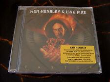 CD Album: Ken Hensley : Faster : Sealed Uriah Heep