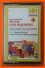 Peter und der Wolf Serge Proofieff Junior