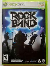 Rock Band (Microsoft Xbox 360, 2007)