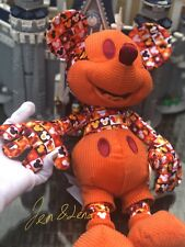 Mickey Mouse Memories July Plush NWT Disney Store
