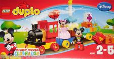 LEGO DUPLO 10597: Disney Mickey + Minnie Maus / Mouse Geburtstagsparade NEU OVP