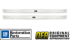 OER 1965-1970 Oldsmobile all 88 & 98 2Door Licensed GM Riveted Sill Scuff Plates