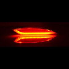 LED Rear Bumper Reflector Surface emission Light Lamp For Hyundai Sonata 2010~13