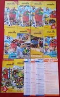 Legoland Florida Ephemera 14 Great Items - Pre Opening Guide 1st Map & Much More