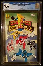 Saban's Mighty Morphin Power Rangers #1 /  1st App of Power Rangers/ 9.6 / CGC