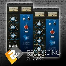 Waves SoundGrid API 550 Equalizers 550A & 550B EQ Plugins AAX VST - OFFERS!