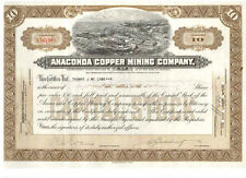 Anaconda Copper Mining Compan 1947