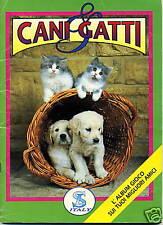 CANI E GATTI # Album Figurine 123/180 # Ottimo