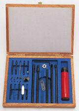 Shaviv Kit Classic KWC in Wood Box Deburring Kit For all around Deburring #29061