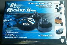 Air Hockey Hover X-treme - 4 games-in-1 Open Box