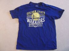 New listing GOLDEN STATE WARRIORS NBA BASKETBALL T-SHIRT LARGE SIZE 42 INCHNBA OFFICIAL