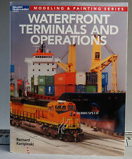 KALMBACH WATERFRONT TERMINALS & OPERATIONS train O HO N GAUGE book 12497 NEW