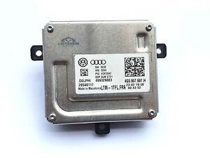 Delphi 4G0.907.697.H 4G0907697H 28548117 499329883 LED DRL Power module