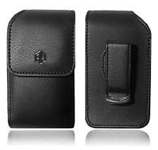Premium AH Medium Flip Phone insulin pump Case, Waist Belt Loop Holster Pouch