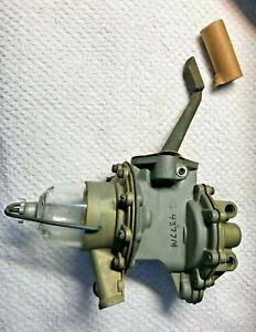 FUEL PUMP HUDSON NASH RAMBLER 1956 1959 V-8 NORS