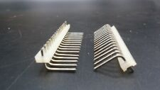 16 Pin Header Strip Connector Right Angle ( 3.91 mm Pitch ) Lot of 10