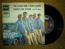 """7"""" Single BEACH BOYS """"The Little Girl I Once Knew/...""""Capitol K 23 123 (1) Car"""