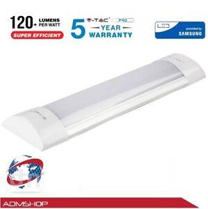 Plafoniera a LED V-TAC SLIM 10/20/40/50W - 30/60/120/15cm CHIP SAMSUNG