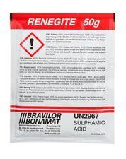 BONAMAT Renegite/Entkalker 5 Btl a 50 Gr - 43,96 €/kg incl. Versand