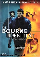 Die Bourne Identität - Wer ist Jason Bourne
