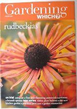 Gardening Which? Magazine. January/February, 2004. Rudbeckias. Compost. Potatoes