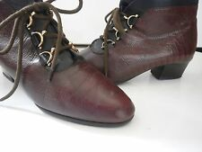 Lace Up Boots Ankle Boot Womens Boots Dorndorf True Vintage Ankle Boot shaped