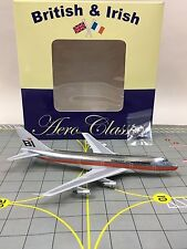 RARE Aeroclassics 1:400 Braniff International Boeing 747-100 N9666