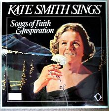 Kate Smith Sings Songs of Faith & Inspiration 1989 Reader's Digest Sealed LP