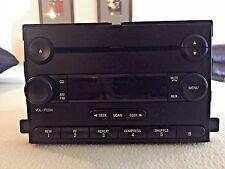 Ford 2005-2007 F250 F350 Super Duty AM FM Radio & CD Player Part 6C3T-18C869-AE