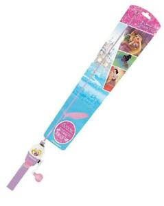 Disney Princess Kids Fishing Pole Rod Reel Spincast Combo Shakespeare