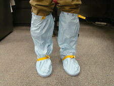 Vidaro Cleanroom Boots, X-Large, Blue, Reusable