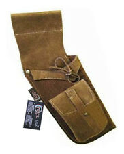 CAROL TRADITIONAL ARCHERY SUEDE LEATHER SIDE / HIP QUIVER AQ119 R/H