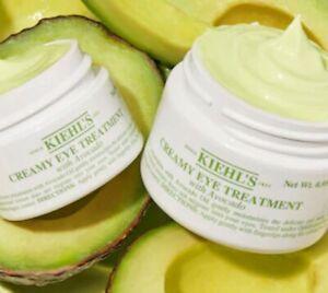 Kiehl's Creamy Eye Treatment Cream with AVOCADO 0.95 oz/28 ml - Sealed