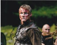 ALEXANDER LUDWIG SIGNED 8X10 PHOTO AUTHENTIC AUTOGRAPH VIKINGS HUNGER GAMES B