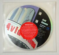 Avid Cinema for Apple Macintosh ver 1.2 Sealed CD-ROM Vtg Computer Software
