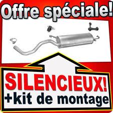 Silencieux Arriere AUDI A3 SEAT LEON VW GOLF BEETLE 1.6 1.9 SDI 1996-2010 YAC