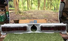 1968 SHELBY MUSTANG ORIGINAL REAR TAIL LIGHT PANEL COMPLETE SAE TSDB 64TD FOMOCO