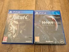 PS4 RPG paquete Fallout 4 y Mass Effect Andromeda