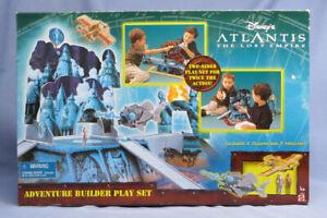 Disney's Atlantis The Lost Empire Adventure Builder Play Set