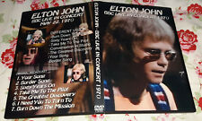 Elton John - Live At BBC Studios 1970 DVD SPECIAL FAN EDITION, Rare!